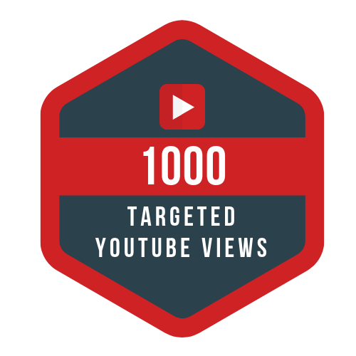 1000 targeted views- 3