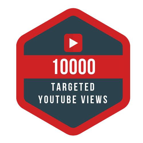 10000 country targeted views